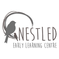 Nestled Logo Reversed Png Small
